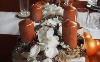 Vánoční floristika