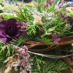 Dušičková floristika